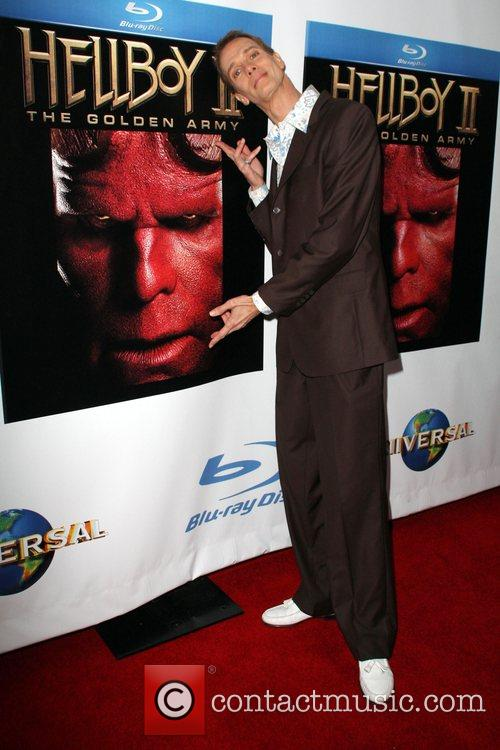 Doug Jones 'Hellboy II: The Golden Army' DVD...