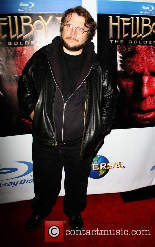 Guillermo Del Toro 'Hellboy II: The Golden Army'...