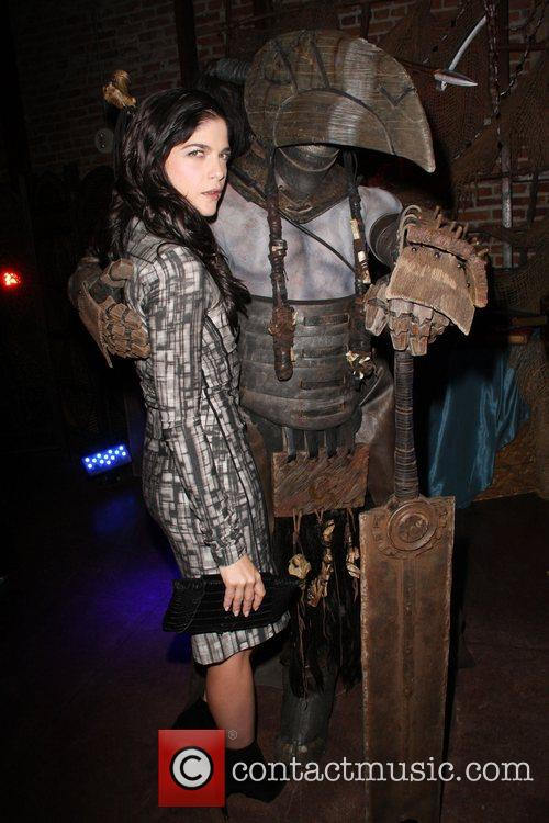 Selma Blair and Butcher Guard Character 7