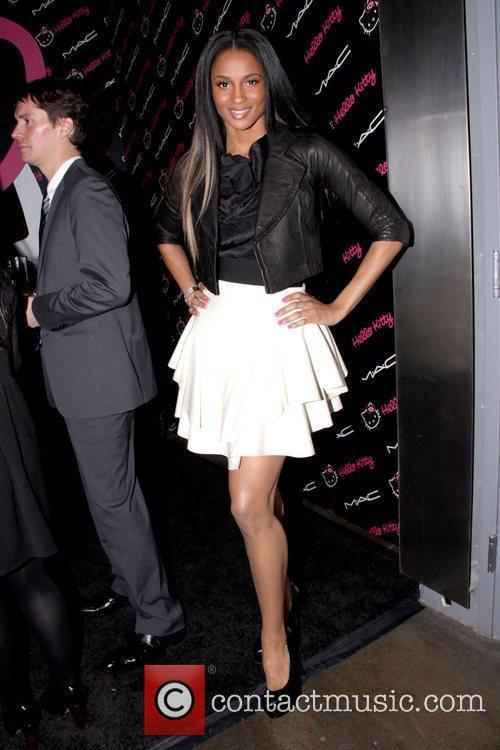 Ciara MAC Cosmetics And V Magazine Celebrate MAC's...