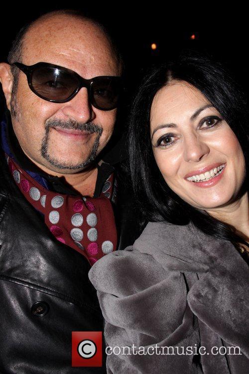 Guest and Catherine Malandrino MAC Cosmetics And V...