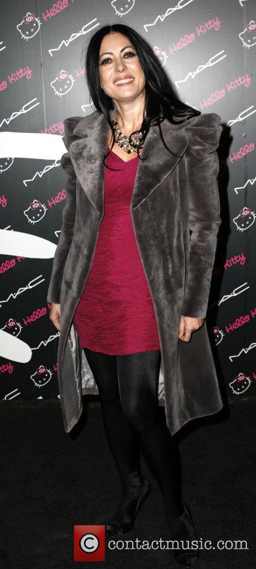 Catherine Malandrino MAC Cosmetics And V Magazine Celebrate...