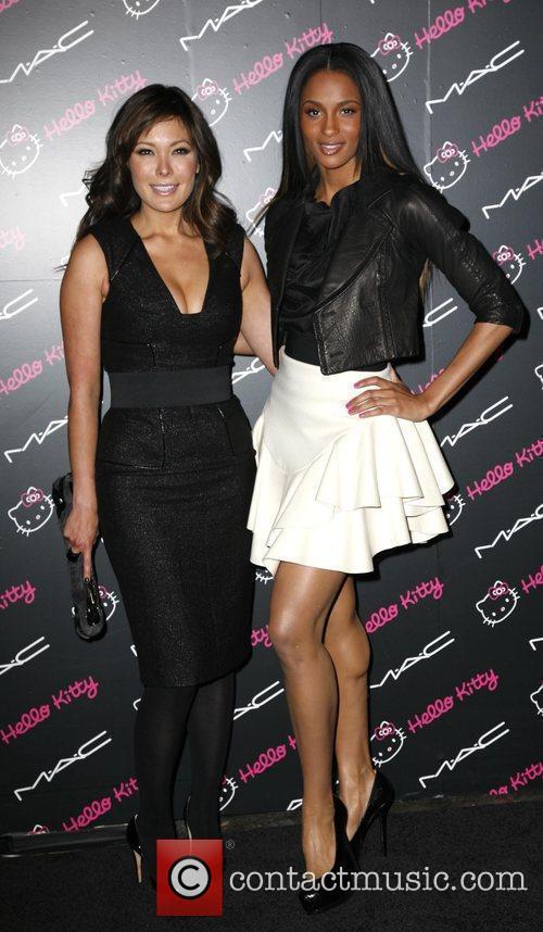 Lindsay Price and Ciara