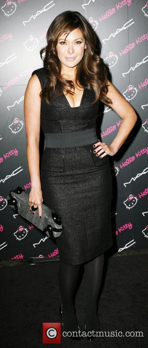 Lindsay Price MAC Cosmetics And V Magazine Celebrate...