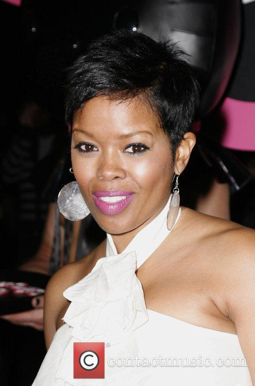 Malinda Williams black short hair styles for women