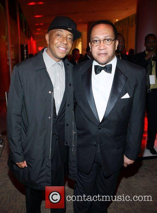 Russell Simmons and Dr. Ben Chavis 1