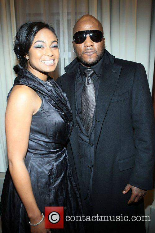 Tatyana Ali and Young Jeezy 3