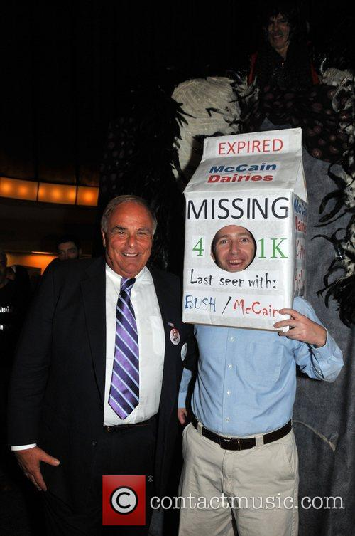 Ed Rendell and Mike Toub