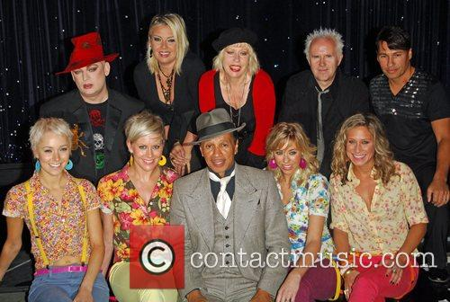 Boy George, Kim Wilde, Hazel O'Connor, Howard Jones,...