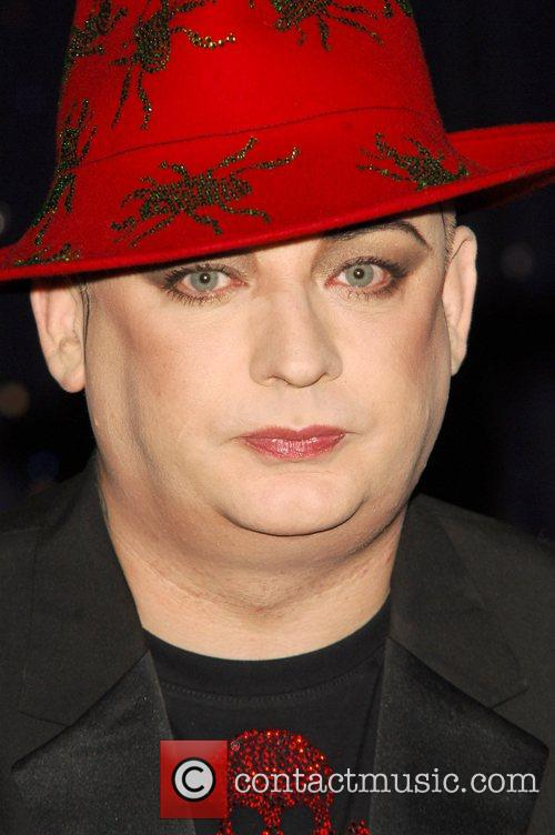 Boy George Here & Now Tour 2009 press...