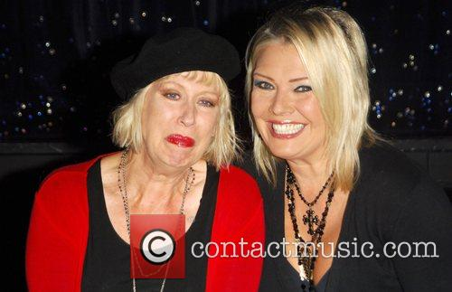 Hazel O'Connor and Kim Wilde Here & Now...