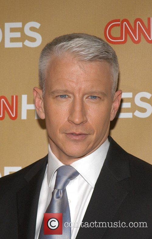 Anderson Cooper CNN Heroes: An All-Star Tribute held...