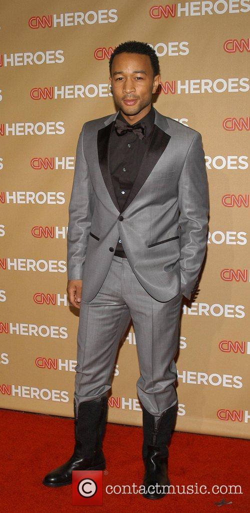 John Legend CNN Heroes: An All-Star Tribute held...