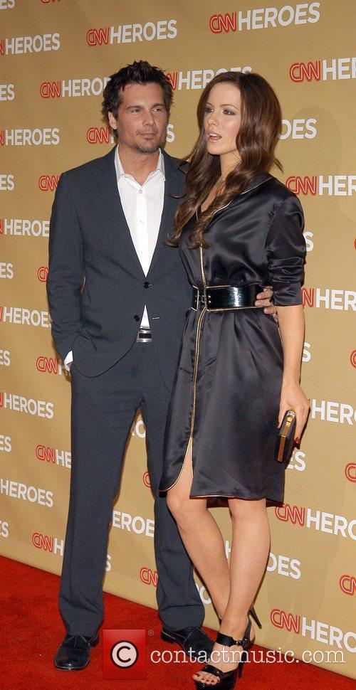 Len Wiseman, Kate Beckinsale CNN Heroes: An All-Star...