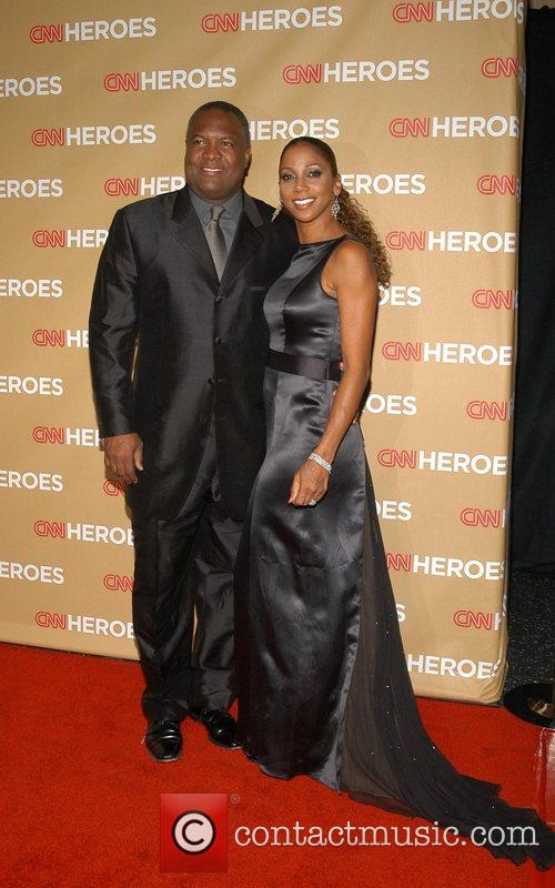 Rodney Peete and Holly Robinson Peete 2