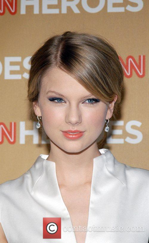 Taylor Swift CNN Heroes: An All-Star Tribute held...