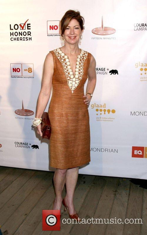 Dana Delany The Heroes and History Makers Gala...