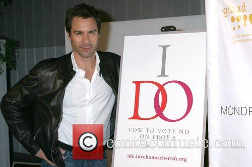 Eric McCormack The Heroes and History Makers Gala...