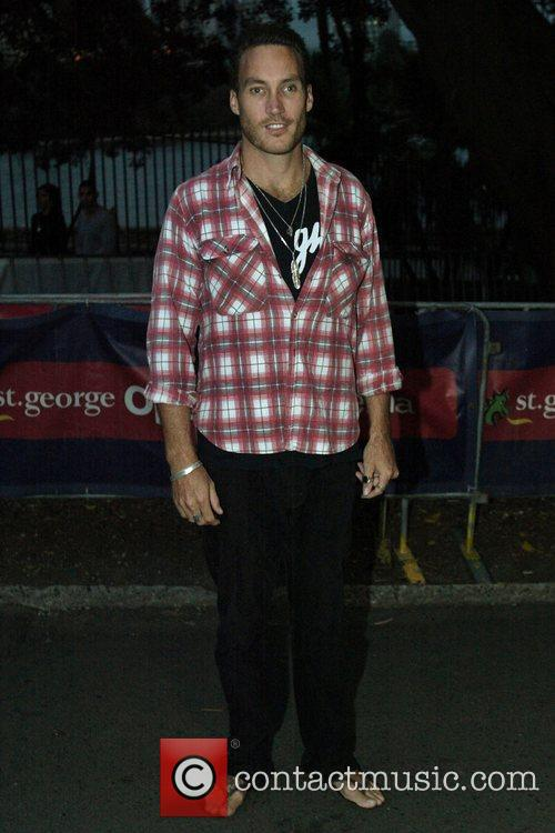 Callan Mulvey The Australian premiere of 'He's Just...