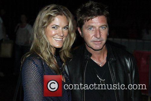 Wayne Cooper and Heidi Houghting The Australian premiere...