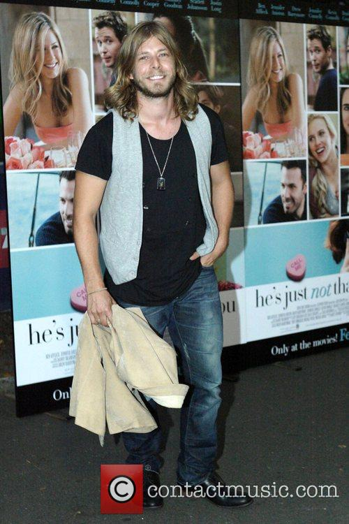 Wes Carr The Australian premiere of 'He's Just...