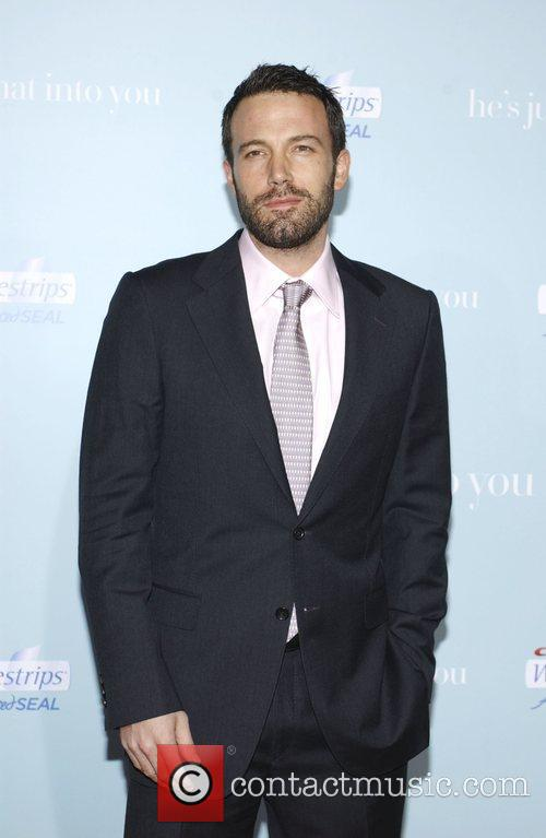 Ben Affleck attends the Los Angeles Premiere of...