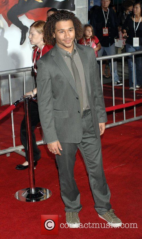 Corbin Bleu The Los Angeles Premiere of 'High...