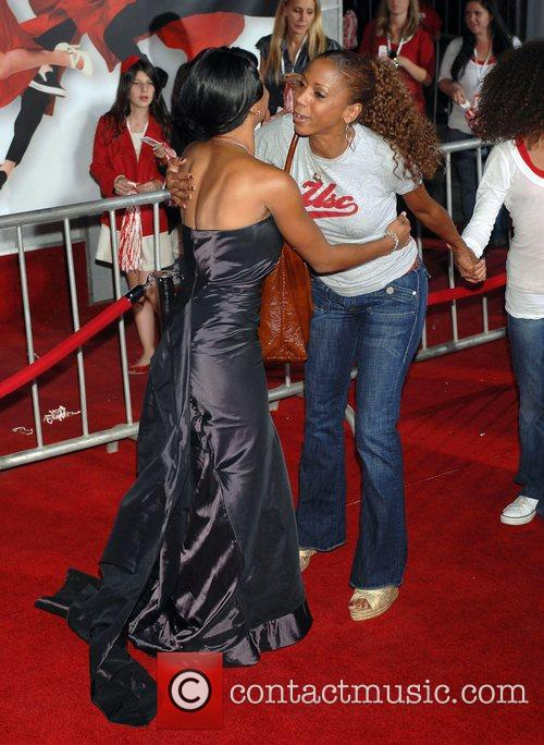 Monique Coleman The Los Angeles Premiere of 'High...