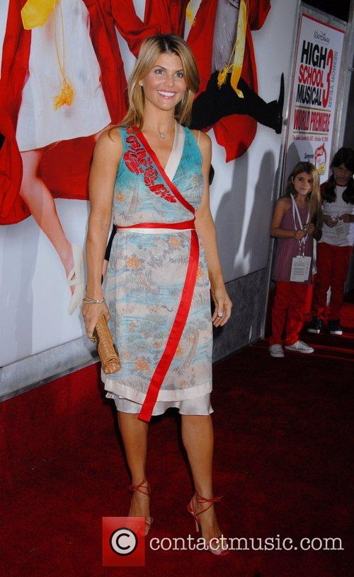 Lori Loughlin The Los Angeles Premiere of 'High...