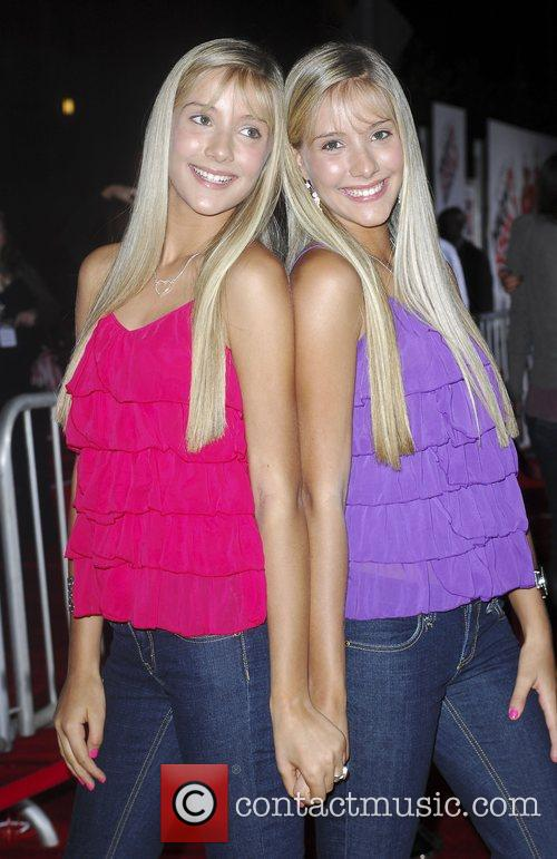 Becky Rosso and Milly Rosso