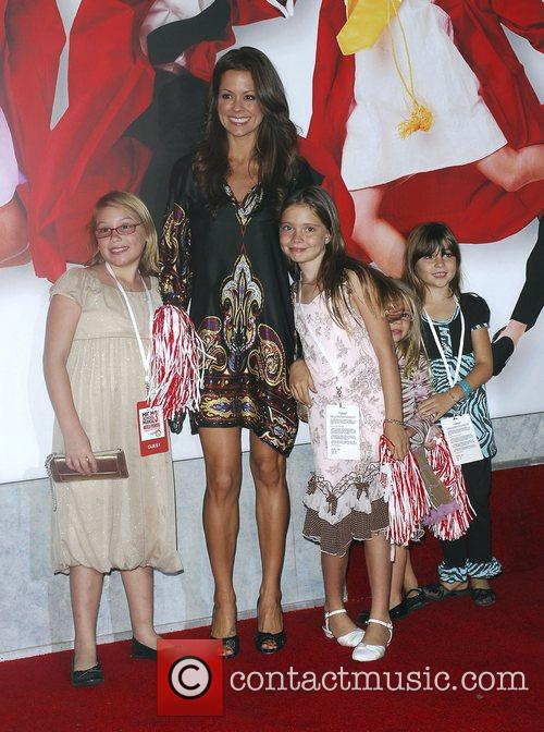 Brooke Burke and Guests The Los Angeles Premiere...