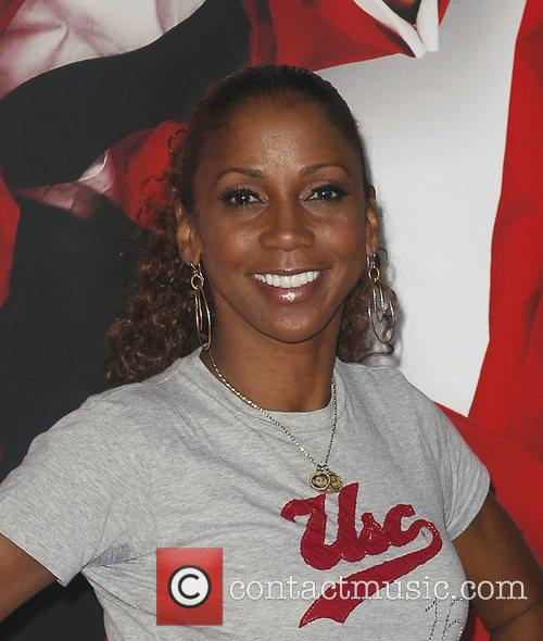 Holly Robinson Peete The Los Angeles Premiere of...