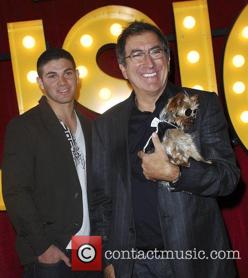 Kenny Ortega The Los Angeles Premiere of 'High...