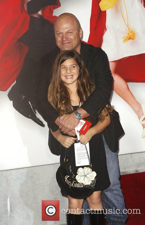 Michael Chiklis with his daughter  The Los...