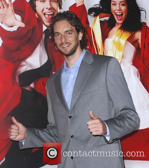 Pau Gasol The Los Angeles Premiere of 'High...