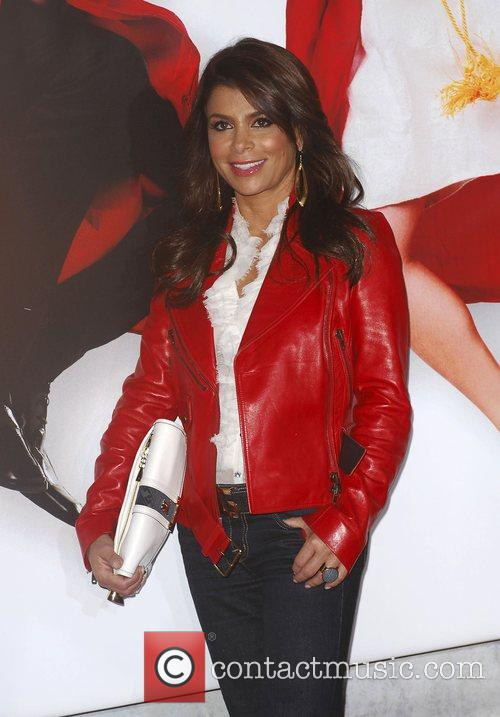 Paula Abdul The Los Angeles Premiere of 'High...