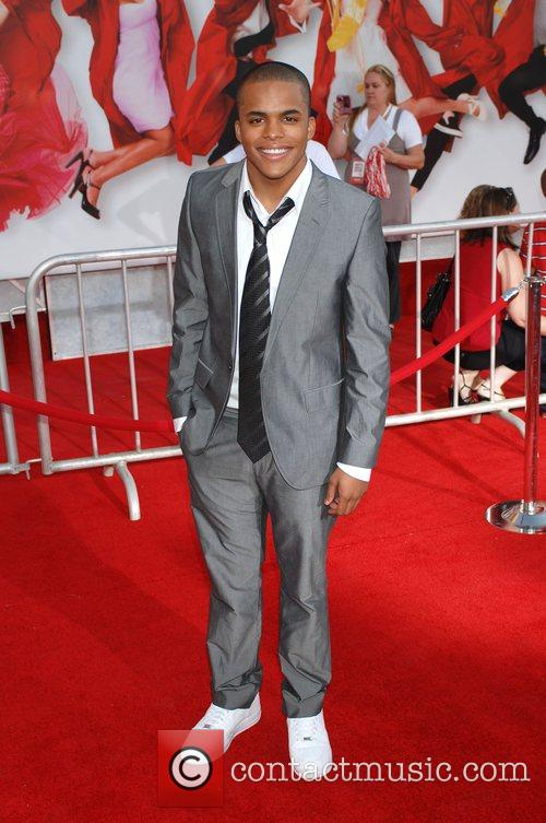 Chris Warren Jr. The Los Angeles Premiere of...