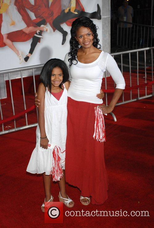 Kimberly Elise and daughter The Los Angeles Premiere...