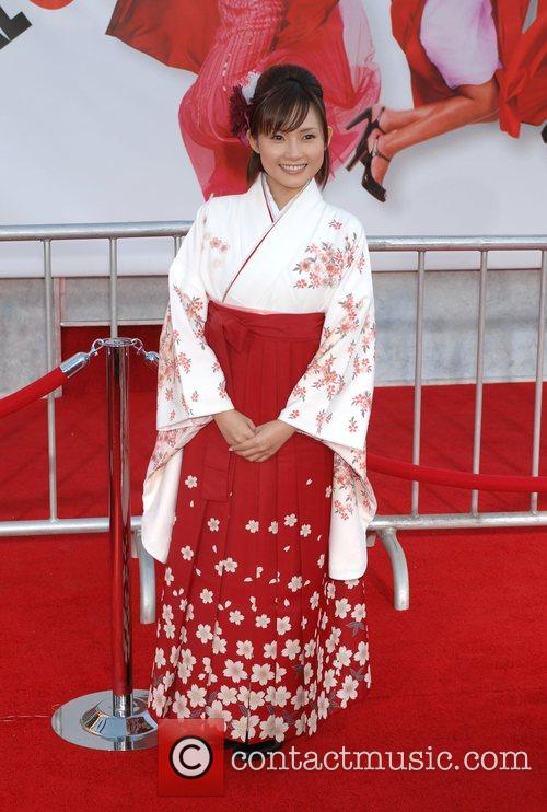 Natsumi Abe The Los Angeles Premiere of 'High...