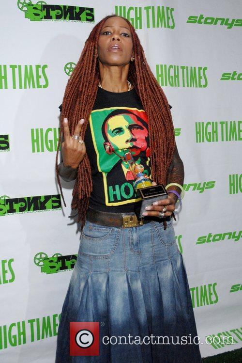 Debra Wilson-Skelton attends the High Times Magazine '8th...
