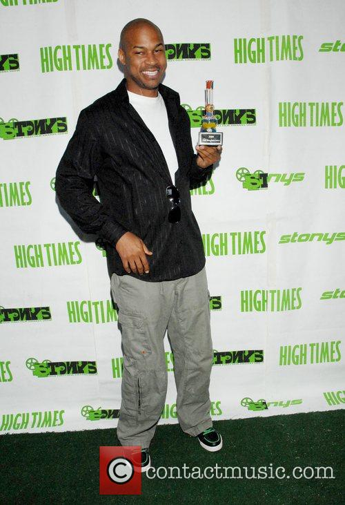 Finesse Mitchell attends the High Times Magazine '8th...