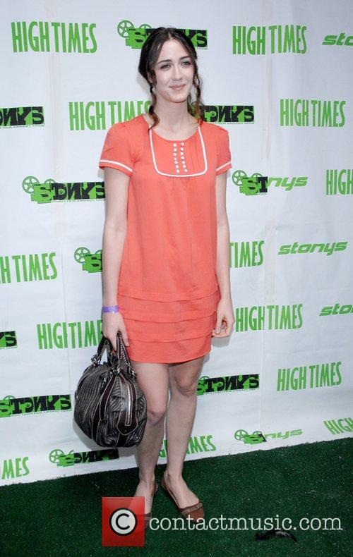 Madeline Zima attends the High Times Magazine '8th...