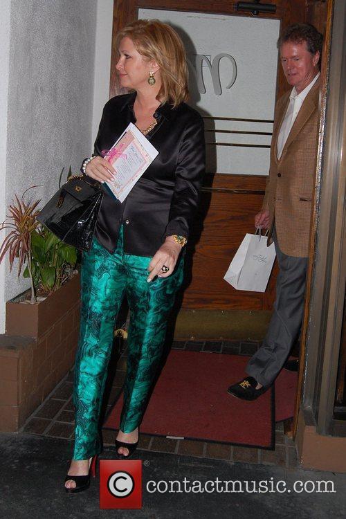 Kathy Hilton and Rick Hilton 5
