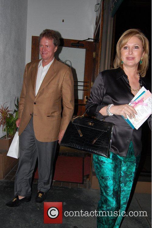 Kathy Hilton and Rick Hilton 4
