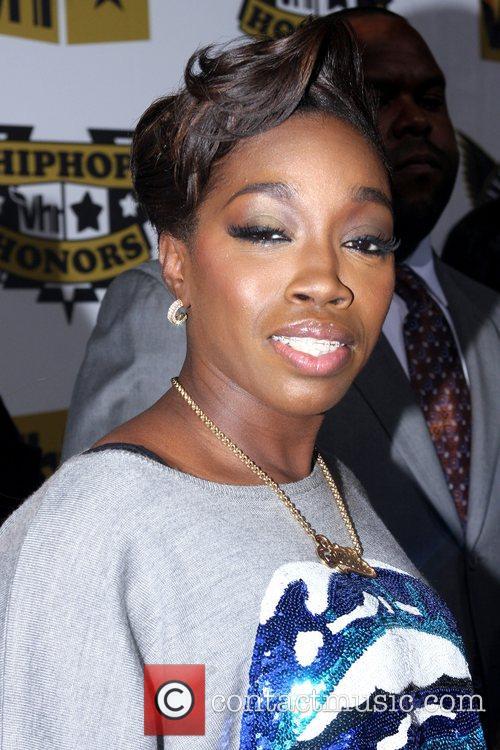 Estelle 2008 VH1 Hip Hop Honors - Arrivals...