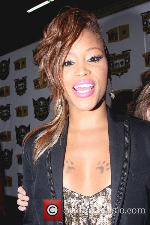 Eve 2008 VH1 Hip Hop Honors - Arrivals...