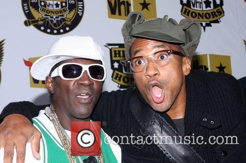 Flavor Flav and Q-Tip 2008 VH1 Hip Hop...