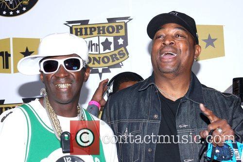 Flava Flav and Chuck D 2008 VH1 Hip...