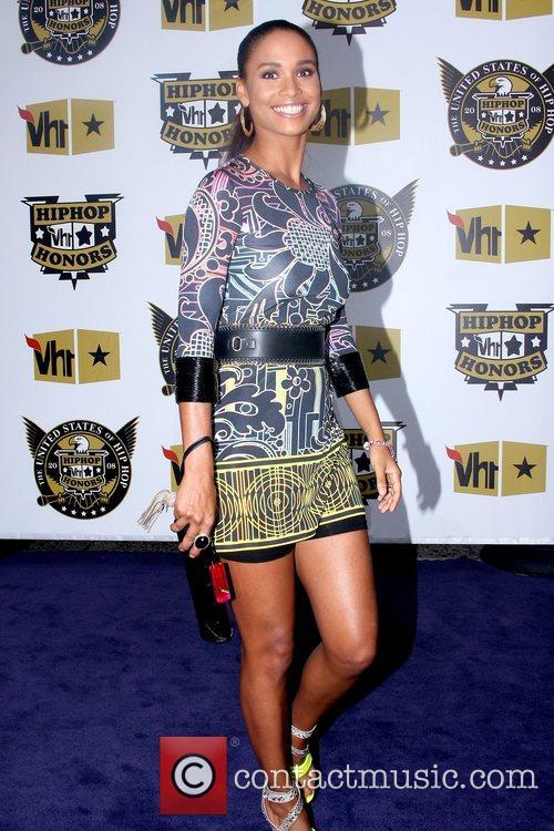 Joy Bryant 2008 VH1 Hip Hop Honors -...
