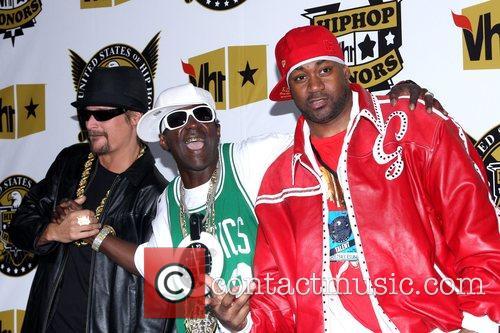 Kid Rock, Ghostface Killah and Flavor Flav 2008...